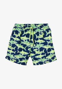 Sunuva - BOYS SHARK SWIM  - Badeshorts - navy - 2