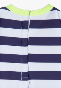 Sunuva - STRIPE SUNSUIT - Badeanzug - navy - 2