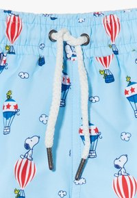 Sunuva - BOYS SNOOPY SWIM SHORT - Badeshorts - blue - 4