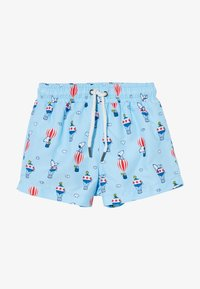 Sunuva - BOYS SNOOPY SWIM SHORT - Badeshorts - blue - 3