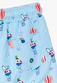Sunuva - BOYS SNOOPY SWIM SHORT - Badeshorts - blue - 2