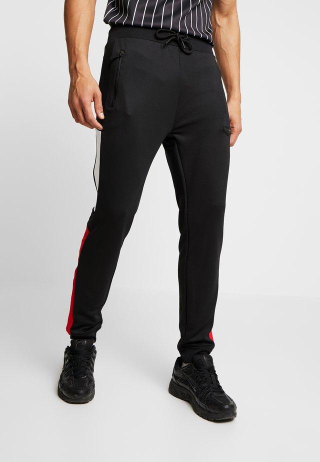 AZELA - Jogginghose - black
