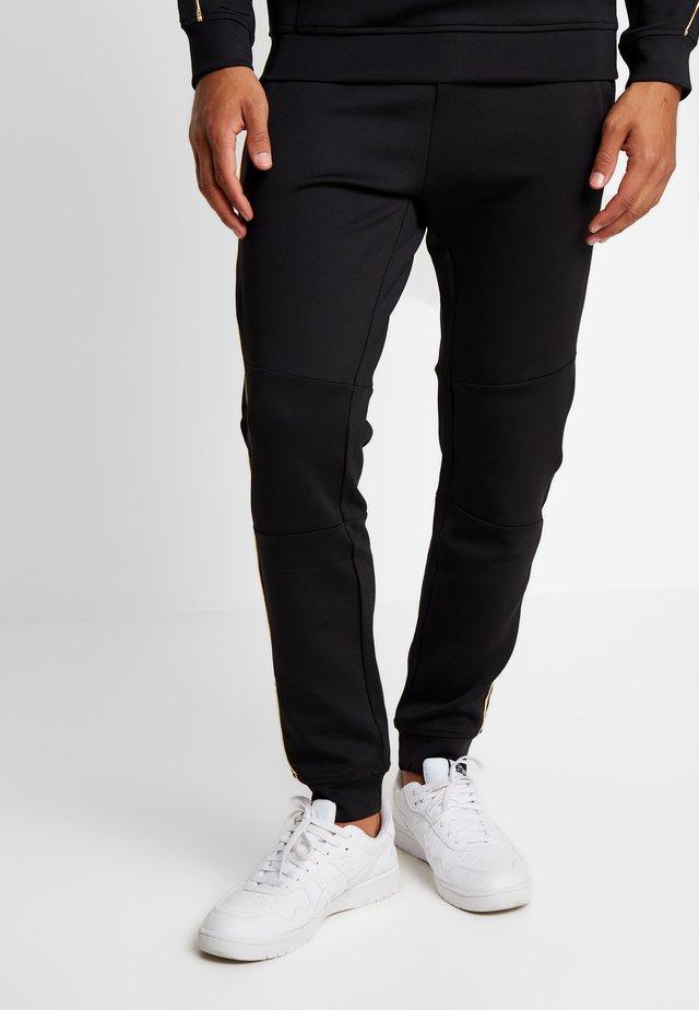 SHINE JOG - Pantaloni sportivi - black