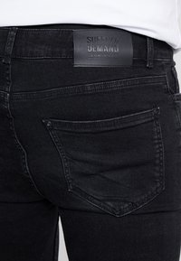 Supply & Demand - DISTRESSED - Skinny džíny - grey wash washed black - 5