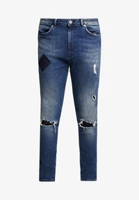 Supply & Demand - REPAIR  - Skinny džíny - mid wash - 4