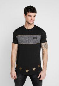 Supply & Demand - POISON  - Camiseta estampada - black - 0