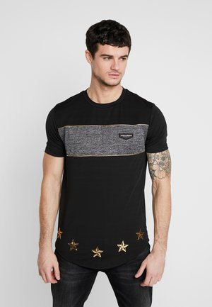 POISON  - Camiseta estampada - black