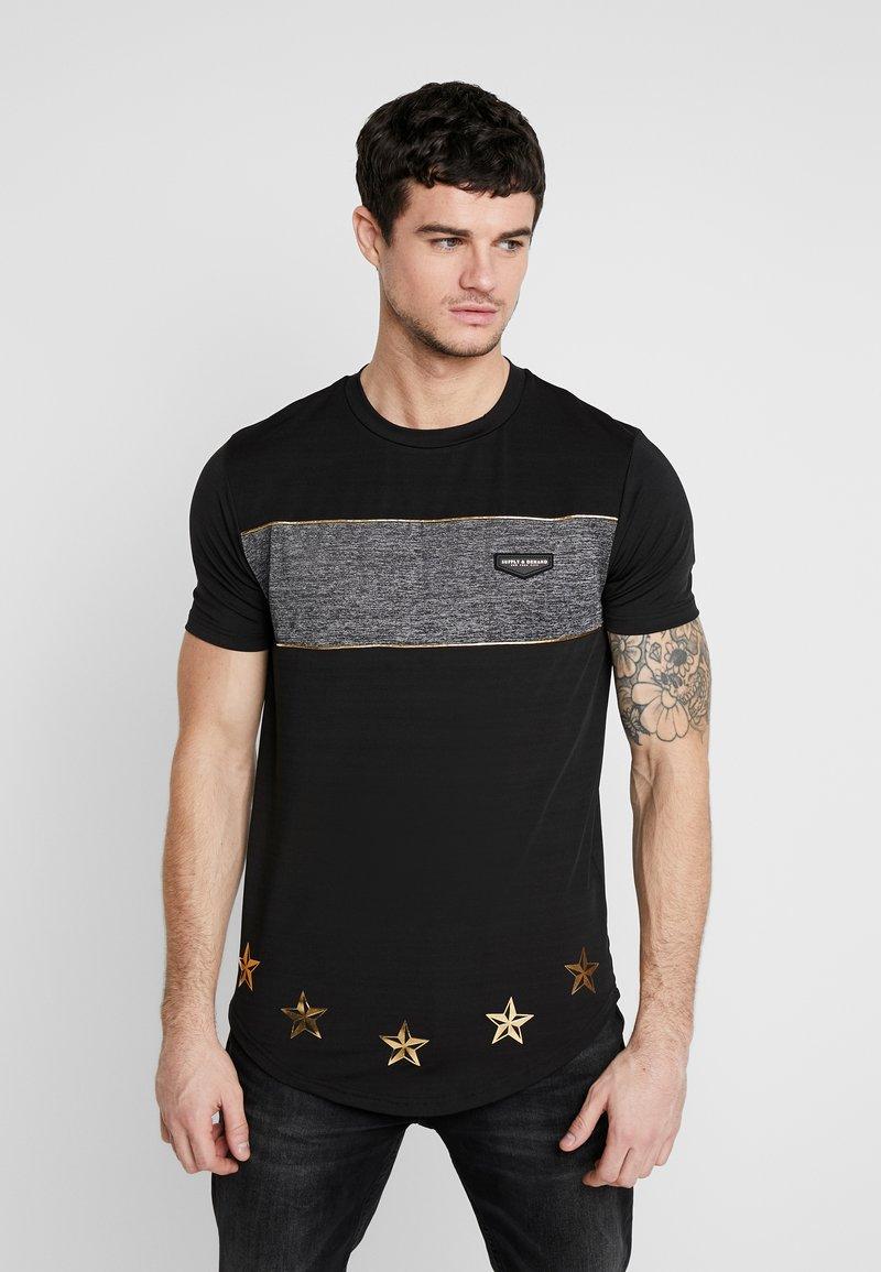 Supply & Demand - POISON  - Camiseta estampada - black