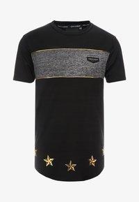 Supply & Demand - POISON  - Camiseta estampada - black - 3