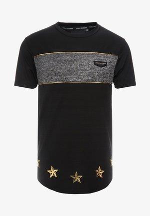 POISON  - T-shirt med print - black