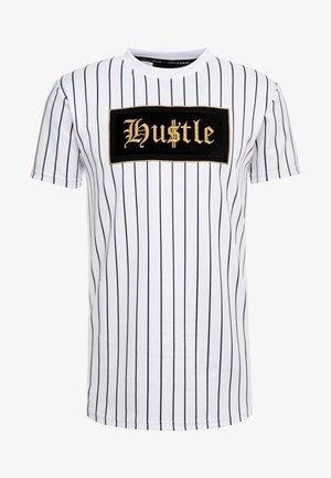 QUEST - T-shirt imprimé - white