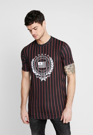 COMMITMENT - T-shirts print - black