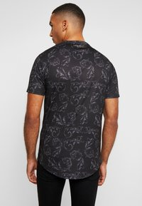 Supply & Demand - ANCESTOR  - Camiseta estampada - black - 2