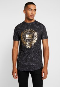Supply & Demand - ANCESTOR  - Camiseta estampada - black - 0
