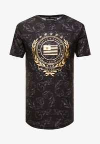 Supply & Demand - ANCESTOR  - Camiseta estampada - black - 4