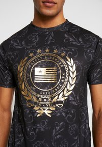 Supply & Demand - ANCESTOR  - Camiseta estampada - black - 5