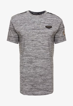 HOLT  - T-shirts print - grey marl