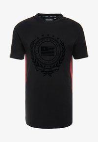 Supply & Demand - OCTAVE - Jednoduché triko - black - 3