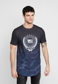 Supply & Demand - FUSE - T-shirts med print - black - 0
