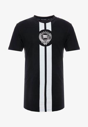 RUNNER  - T-shirt con stampa - black