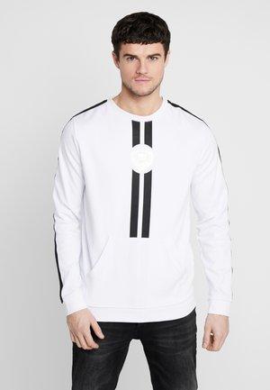 DAHLIA CREW - Sweatshirt - white