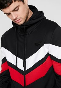 Supply & Demand - AZELA HOOD - Verryttelytakki - black - 4