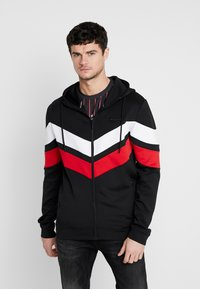 Supply & Demand - AZELA HOOD - Verryttelytakki - black - 0