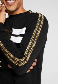Supply & Demand - HERITAGE CREW - Sweatshirt - black - 3