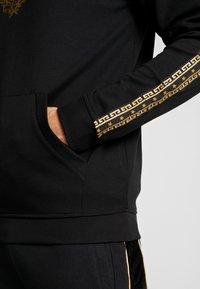 Supply & Demand - HERITAGE CREW - Sweatshirt - black - 5