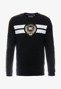 Supply & Demand - HERITAGE CREW - Sweatshirt - black - 4