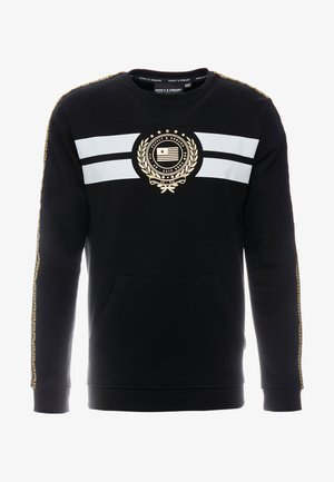 HERITAGE CREW - Sweater - black