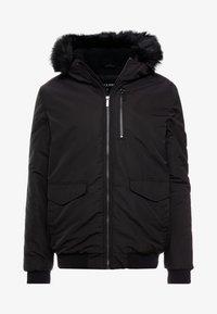 Supply & Demand - WALKER  - Lehká bunda - black - 3