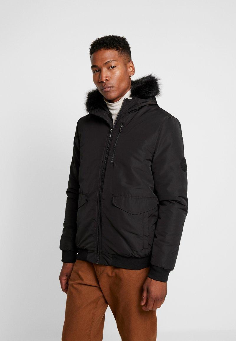 Supply & Demand - WALKER  - Lehká bunda - black