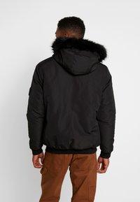 Supply & Demand - WALKER  - Lehká bunda - black - 2