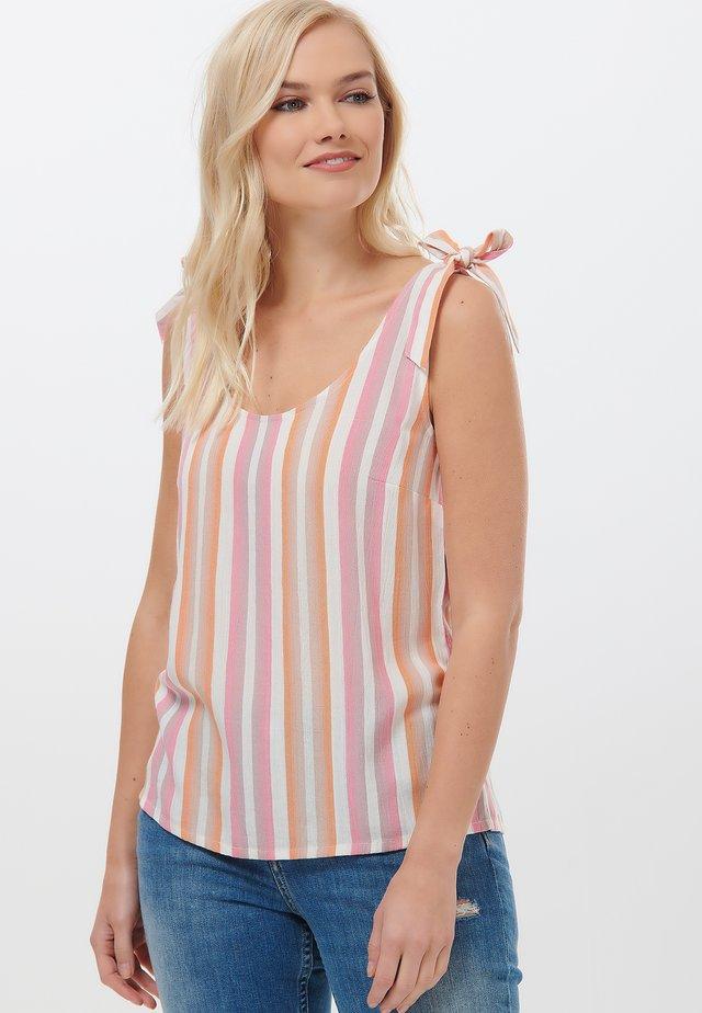 ZELDA OMBRE - Blouse - multi-coloured