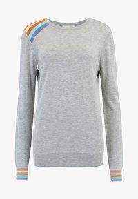 Sugarhill Brighton - RITA PRISM RAINBOW - Pullover - grey - 4