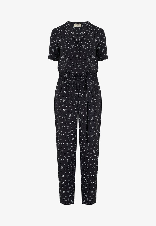 MADISON ISLAND BEACH - Jumpsuit - black