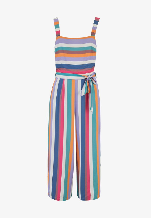 MILLIE CRUISE STRIPE - Overall / Jumpsuit /Buksedragter - white