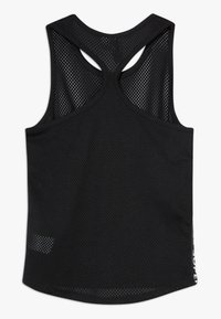 SuperRebel - GIRLS DYNAMIC SINGLET - Top - black - 1