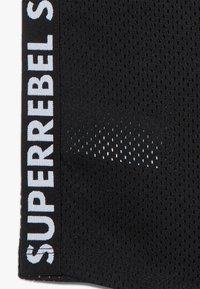 SuperRebel - GIRLS DYNAMIC SINGLET - Top - black - 3