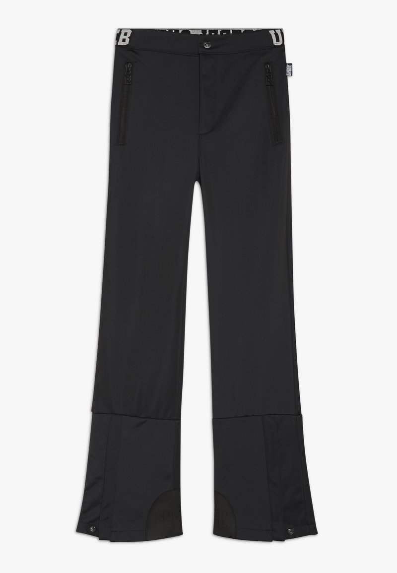 SuperRebel - SKI TROUSERS  - Snow pants - black