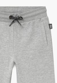 SuperRebel - ACTIVE HEAVY INTERLOCK ALL-OVER - Short de sport - grey - 3