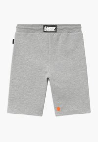 SuperRebel - ACTIVE HEAVY INTERLOCK ALL-OVER - Short de sport - grey - 1