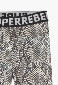 SuperRebel - SPORT RUNNING - Leggings - brown - 3