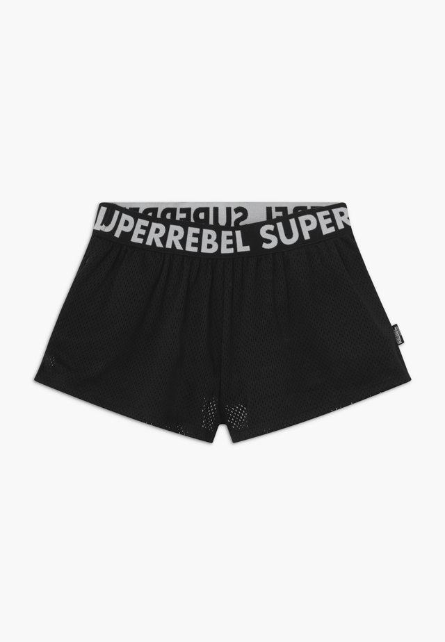GIRLS DYNAMIC CULOTTES - Sports shorts - black