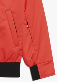 SuperRebel - GIRLS THIN JACKET - Snowboardová bunda - neon red - 2