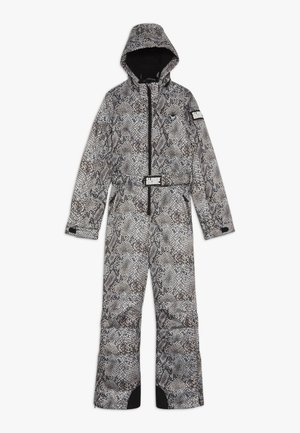SKI SUIT BOYS GIRLS - Snow pants - beige