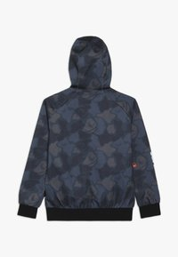 SuperRebel - BOYS JACKET - Softshelljacke - grey/blue - 1