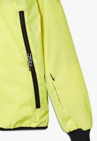 SuperRebel - BOYS REFLECTIVE  - Hardshell jacket - yellow reflective - 4
