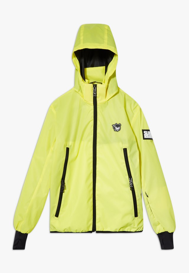 BOYS REFLECTIVE  - Hardshell jacket - yellow reflective
